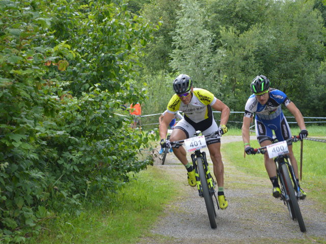 Mountainbike-Event