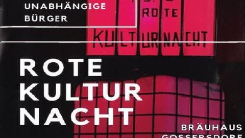 Rote Kulturnacht