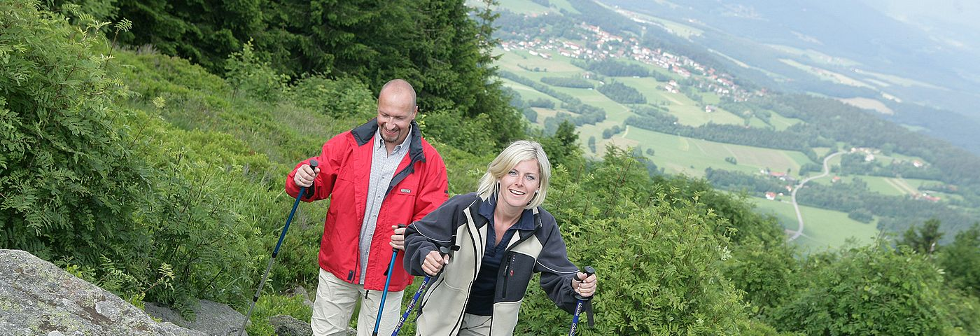 Nordic Walking Touren