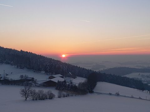 Grandsberg im Winter