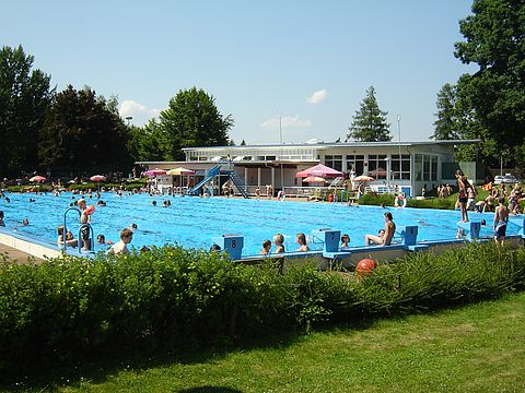 Freibad in Mitterfels