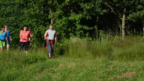 Nordic Walking in Rattenberg